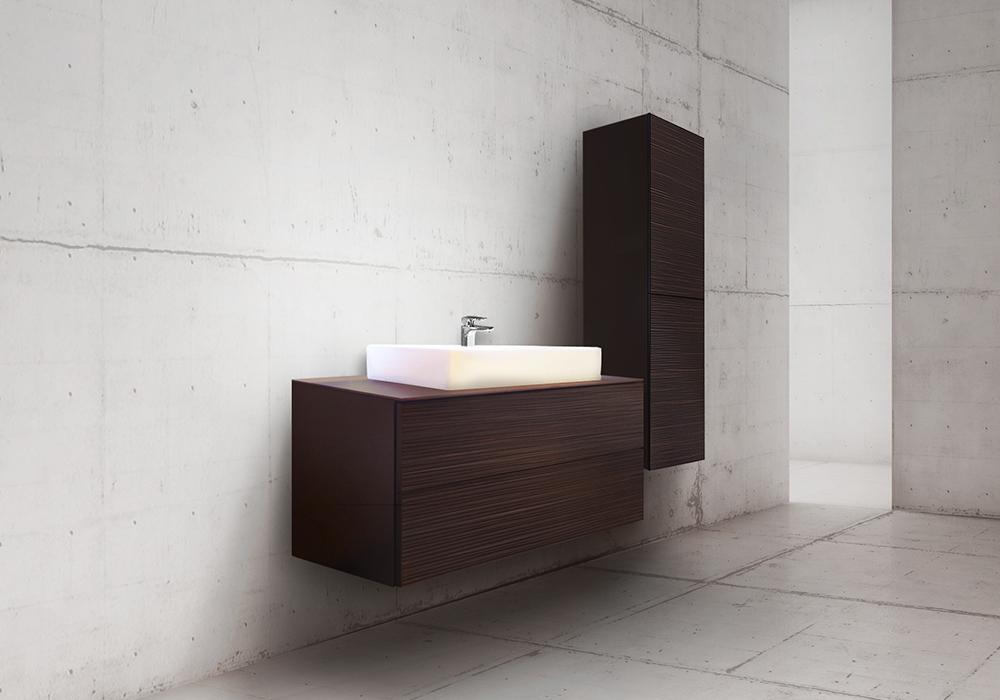 Möbel im Bad - Zusatzschränke mit individueller Ausstattung