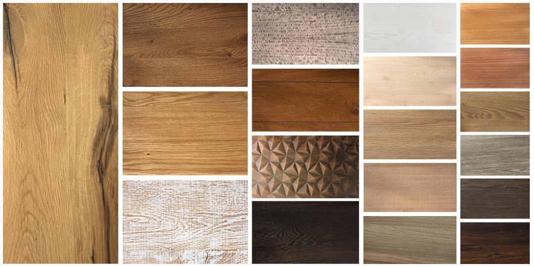 Möbel im Bad individuelle Oberflächengestaltungen in Lack, Acryl, Folie, Holzfurnier oder Glas